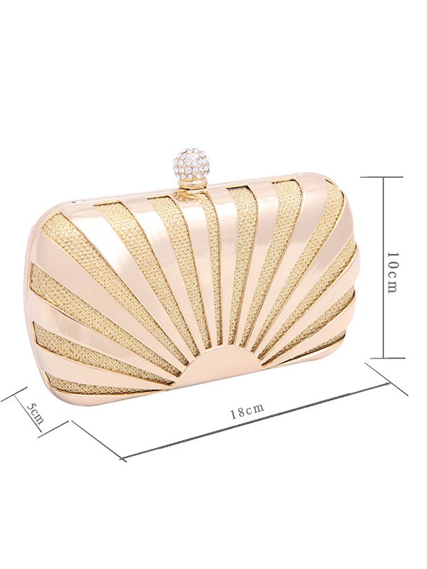 Fashion Rhinestone Metal Party/Evening Bags