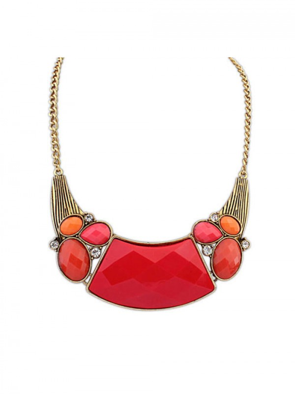 Occident New Retro Exotic Style Hot Sale Necklace